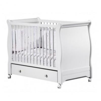 Des lits de bébé pas cher sont disponibles chez Nataldiscount